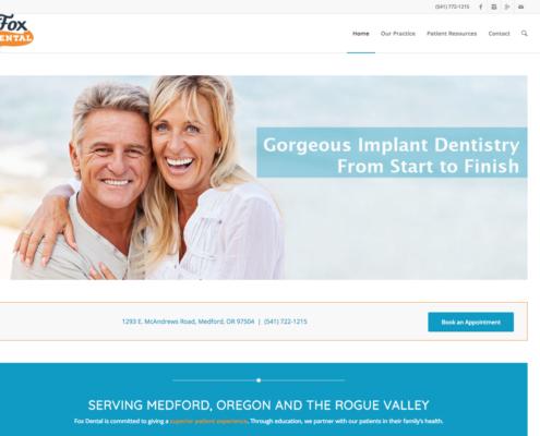 amyemueller.com image of dentistmedford.com